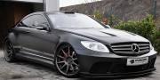 Prior Design Mercedes CL Kit Black Edition 2012