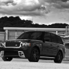 Project Kahn Range Rover Black Vogue 2011