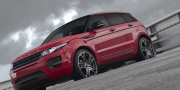 Project Kahn Range Rover Evoque Red 2012