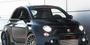 Romeo Ferraris Fiat 500 Cinquone Stradale 2011