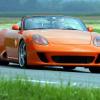 Ruf Porsche Boxster R Spyder 2002-2005