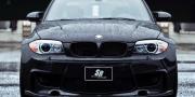 SR Auto Group BMW 1-Series M Coupe Project Kaiser E82 2011