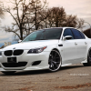SR Auto Group BMW M5 Sedan E60 2012