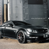 SR Auto Group Mercedes C-Klasse C63 AMG 2012