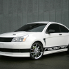 Saleen Ford Focus Racecraft RC2 Concept 2008