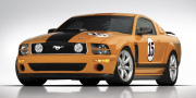 Saleen Ford Mustang Parnelli Jones Edition 2006