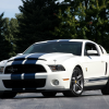 Shelby Ford Mustang GT500 Patriot Edition 2009