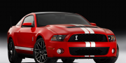 Shelby Ford Mustang GT500 SVT 2010