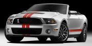 Shelby Ford Mustang GT500 SVT Convertible 2010