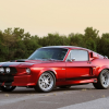 Shelby Ford Mustang GT500CR Classic Recreations 2010