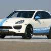 speedART Porsche Cayenne Hybrid speedHYBRID 450 201