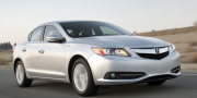 Acura ILX Hybrid 2012