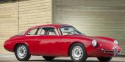 Alfa Romeo Giulietta SZ Sprint Zagato Coda Tronca 1961-1962