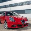 Alfa Romeo Giulietta TCT UK 2012