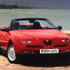 Alfa Romeo Spider 916 UK 1994-1989