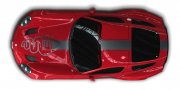 Alfa Romeo TZ3 Corsa Race Car by Zagato 2010