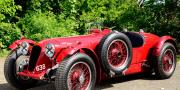 Aston Martin 2 Litre Speed Model 1939