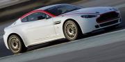 Aston Martin V8 Vantage GT4 2008