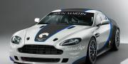 Aston Martin V8 Vantage GT4 2010