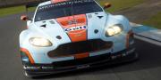 Aston Martin V8 Vantage GTE 2012
