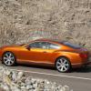 Bentley Continental-GT Orange Flame 2010