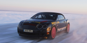 Bentley Continental-GT Supersports Convertible Ice Record Car 2011