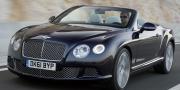 Bentley Continental GTC Dark Sapphire 2011