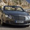 Bentley Continental GTC Granite 2011