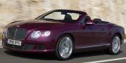 Bentley Continental GTC Magenta 2011