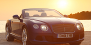 Bentley Continental GTC Moroccan Blue 2011
