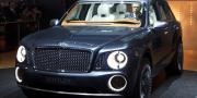 Bentley EXP 9 F Concept 2012