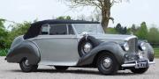 Bentley Mark VI Drophead Coupe by Park Ward 1949