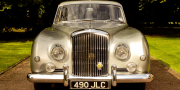 Bentley S1 Continental Sports Saloon by Mulliner 1955-1959