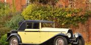 Bugatti Type-46 Cabriolet by Figoni 1930