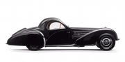 Bugatti Type 57 S Coupe by Gangloff of Colmar 1937