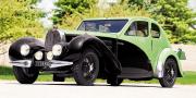 Bugatti Type 57C Coupe Aerodynamique 1936