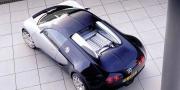 Bugatti Veyron Prototype 2004