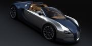 Bugatti Veyron Sang Bleu Grand Sport 2009