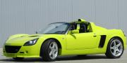 Steinmetz Opel Speedster Funster Concept 2001