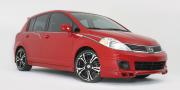 Stillen Nissan Versa 2007