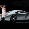 Strut Lamborghini Gallardo