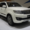 TRD Toyota Fortuner Sportivo 2011