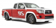 TRD Toyota Tacoma X-Runner RTR 2010