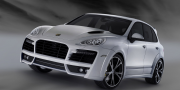 TechArt Porsche Cayenne Turbo 2011
