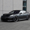 TechArt Porsche Panamera Black Edition 2010