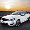 VATH Mercedes C-Klasse Coupe V63 Supercharged 2011