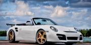 Vorsteiner Porsche 911 V-RT Twin Turbo Cabriolet 2012