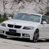 WALD BMW 3-Series Sports Line Aero-Kit E90 2008