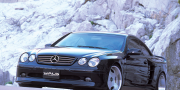 WALD Mercedes CL 60 C215 1999-2002