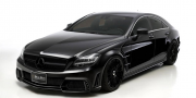 WALD Mercedes CLS Black Bison 2011
